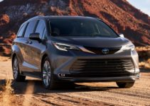 2022 Toyota Sienna Price, Features, Colors