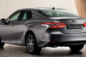 New 2022 Toyota Camry Hybrid Redesign & Release Date