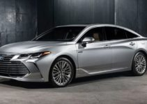 New Toyota Avalon 2022 Exterior