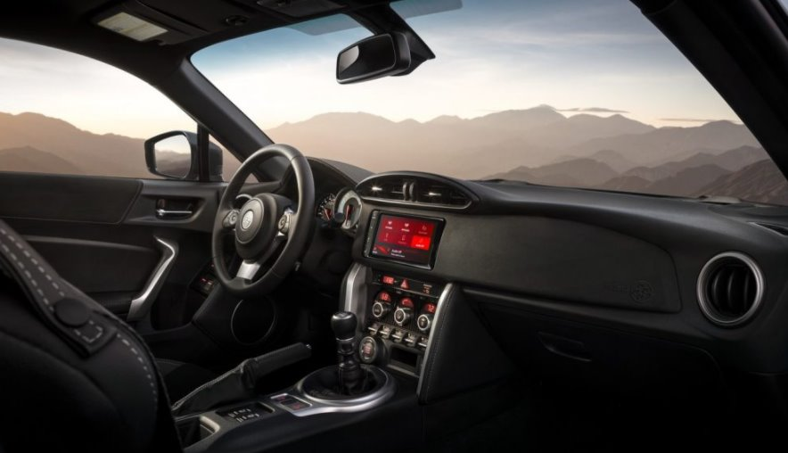 New Toyota GT86 2022 Interior