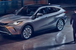 New Toyota Venza 2022 Interior, Images, Release Date
