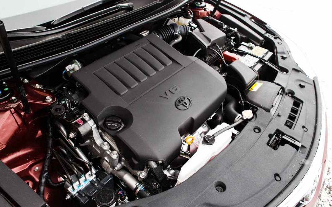 New 2022 Toyota Avalon Engine