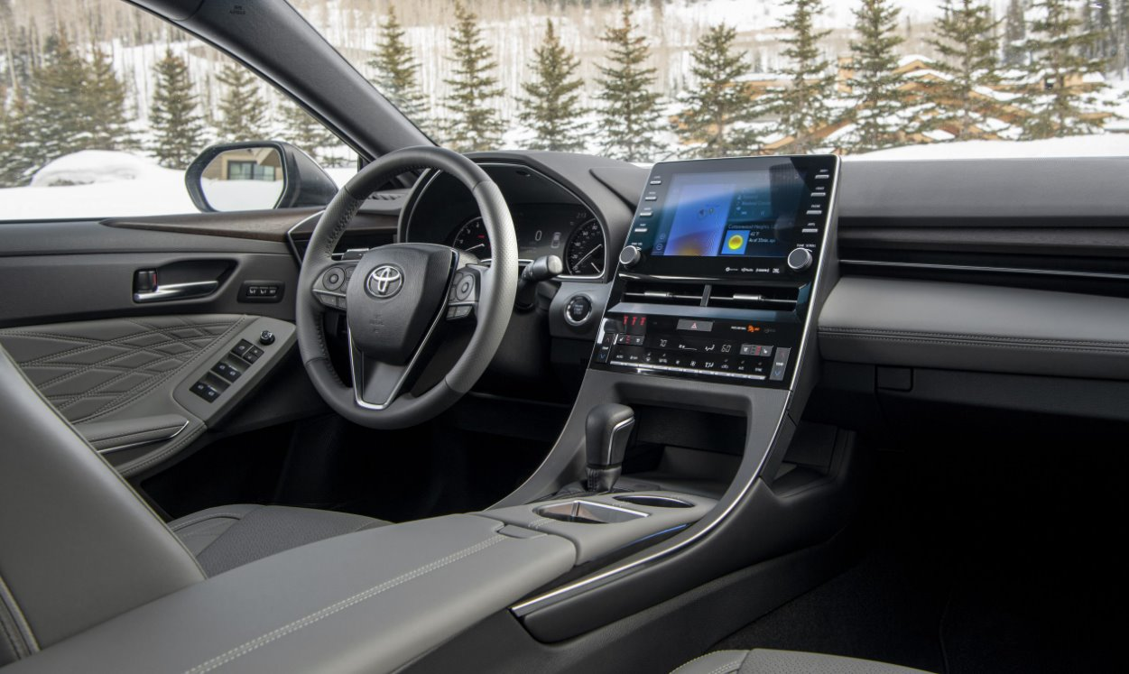New 2022 Toyota Avalon Interior