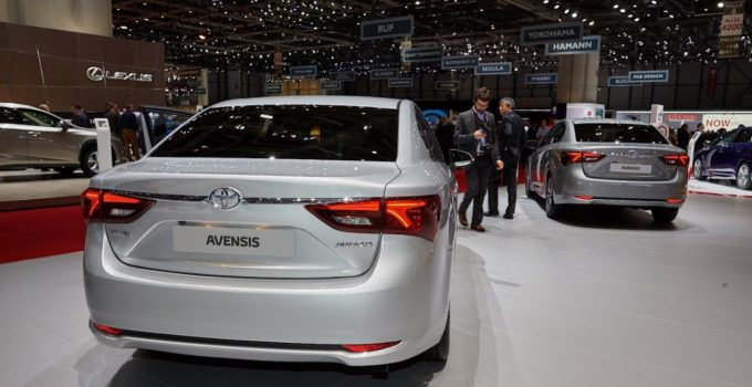 2022 Toyota Avensis Price, Specs, Release Date