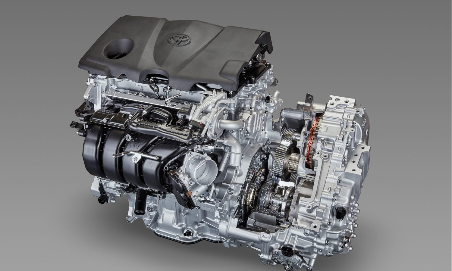 All-New Toyota Alphard 2022 Engine