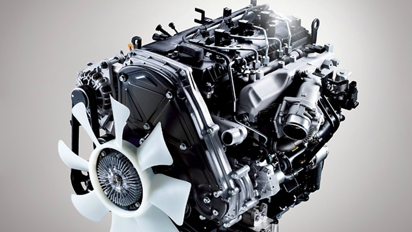 All New Toyota Fortuner 2022 Engine