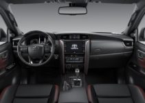 All New Toyota Fortuner 2022 Interior, Price, Colors